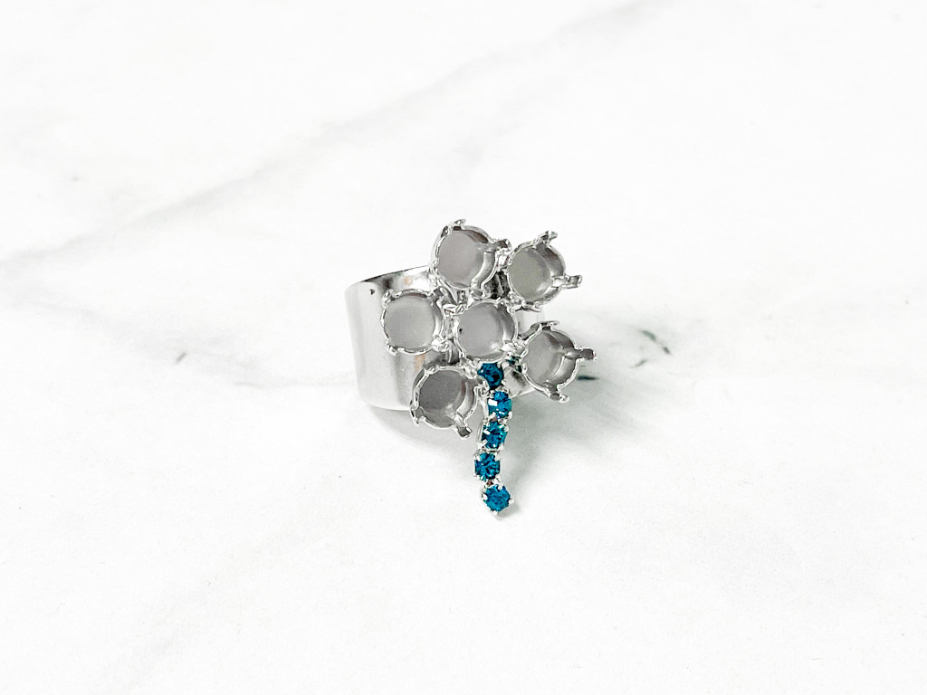 Limited Edition | Flower Ring | 1 Piece