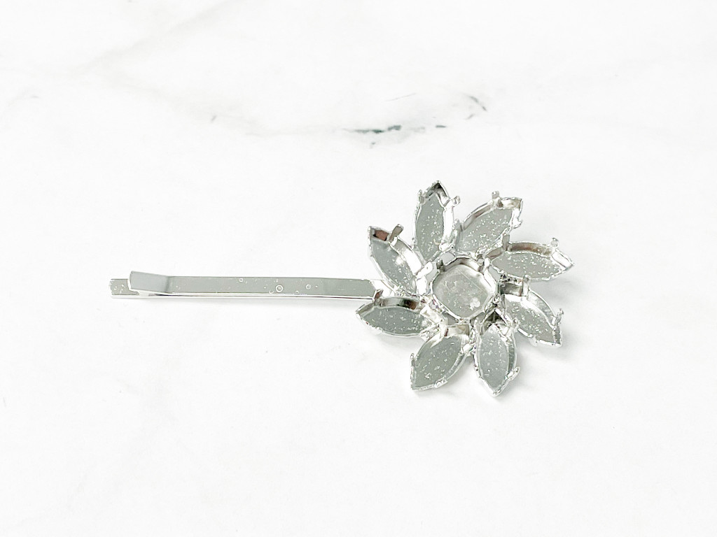 Limited Edition | Flower Bobby Pin | 1 Piece