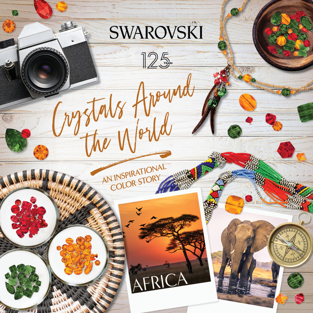 Crystals Around The World - Africa