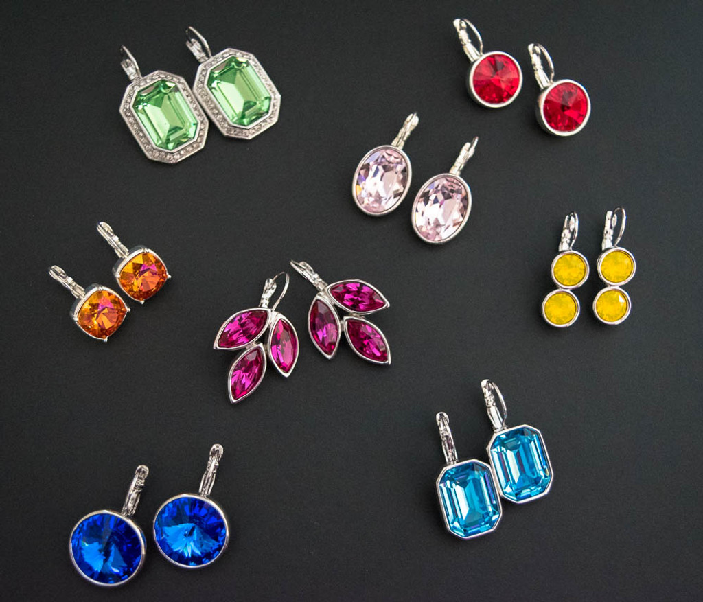 Celebrate the New Year with Jewel Tone Jewelry