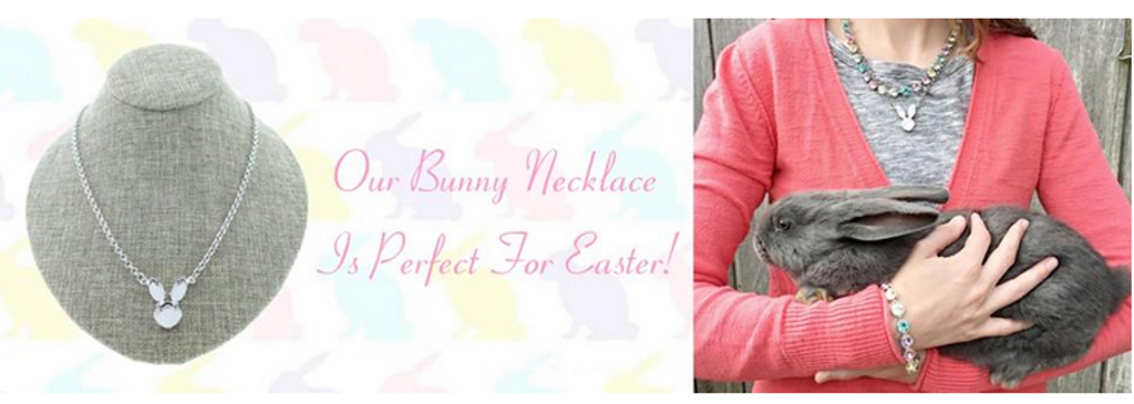 Bunny Rabbit Necklaces!