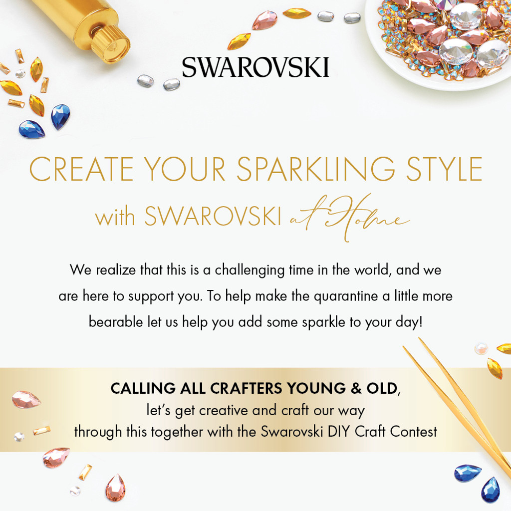 Swarovski DIY Craft Contest