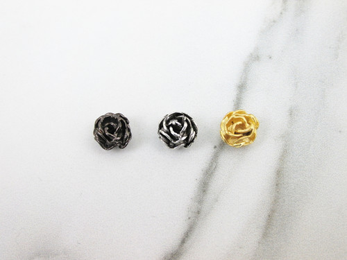 8.5mm | Rose Elements | 12 Pieces