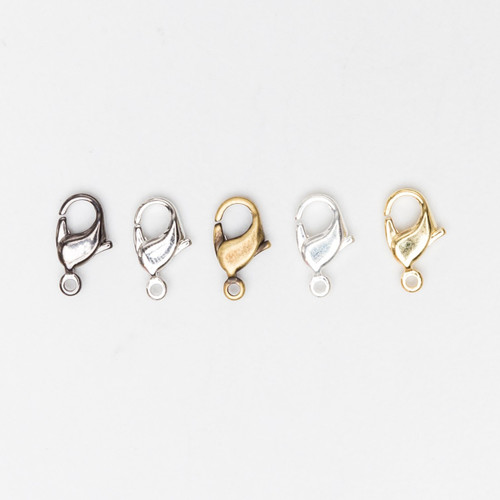 Lobster Claw Clasps | 24 Pieces