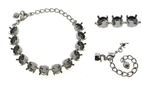 8.5mm (39ss) 12 Box Empty Bracelets