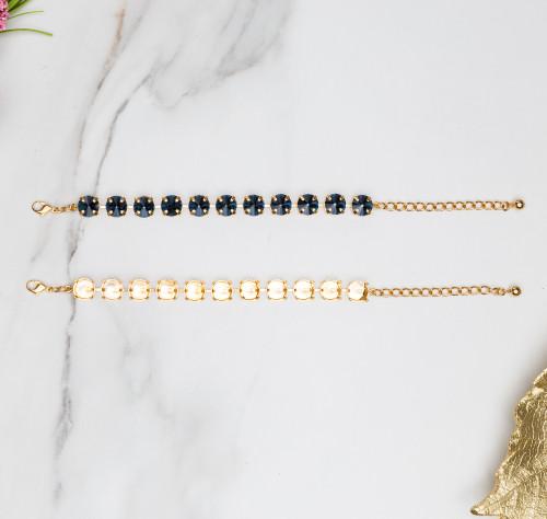 11mm | Classic Eleven Setting Bracelets