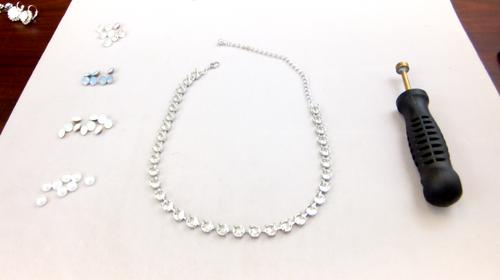 The $35 Wedding Necklace Kit