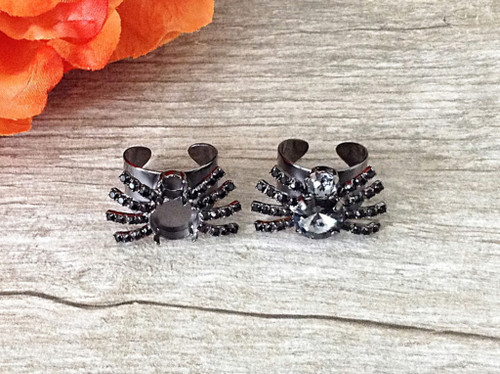 Two Setting Adjustable Spider Ring