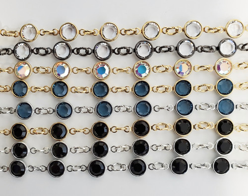 Chanel Color and Finish Options