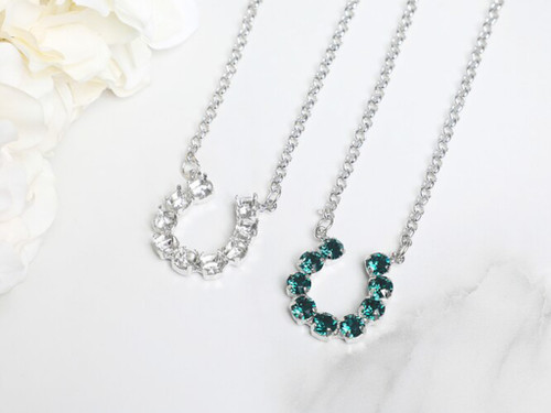 6mm   Lucky Horseshoe Necklace   One Piece