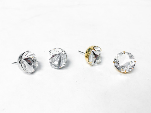 Stud Earrings | Rare Swarovski Ultra 16mm Crystal that was Designed for DIOR