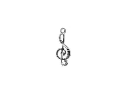 Music Note Charm 7 Pieces Per Pack