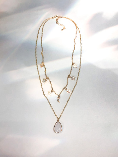 Galaxy Layer Necklace