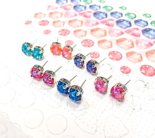 6 Pairs | DeLite Earrings Bundle