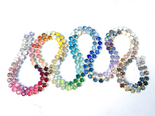 Jewelry Designing 8.5 Reference Chain | Over 100 Crystals