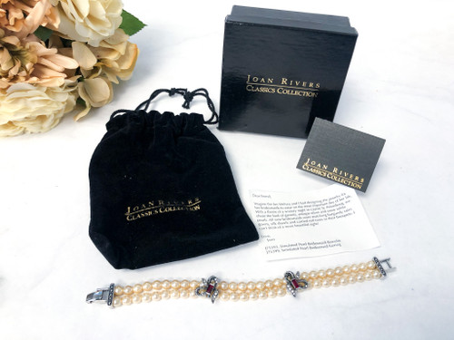 Joan Rivers Wedding Bracelet