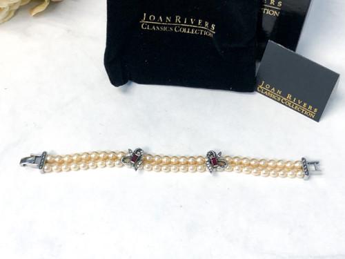 Joan Rivers Wedding Bracelet