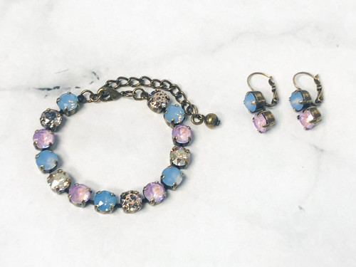 Fairy Bracelet and Earring Set