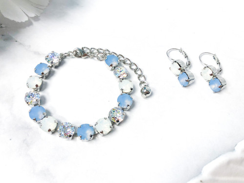 Winter Wonderland Bracelet and Earring Set
