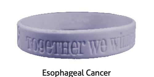 Esophageal Cancer Awareness Bracelet