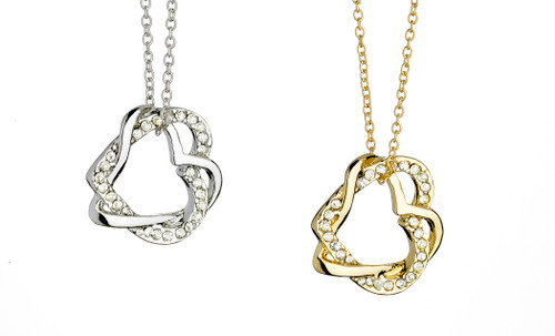 Starlet Heart Necklace