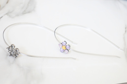 8.5mm | Flower Headband | One Piece