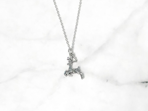Reindeer Charm Necklace | One Piece