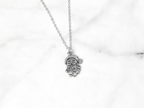 Santa Charm Necklace | One Piece