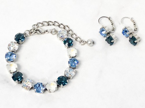 Wicked Cool Bracelet and Earring Set