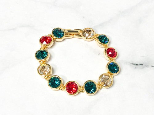 Luminous Mistletoe Bracelet