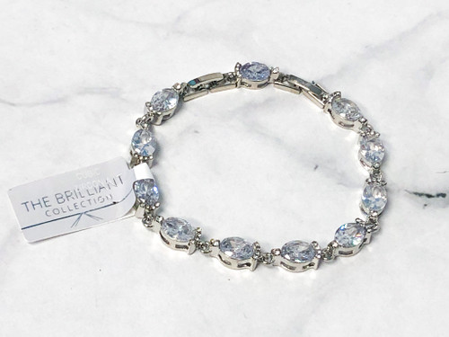 Charming Charlie CZ Crystal Bracelet | MSRP $20 | One Piece