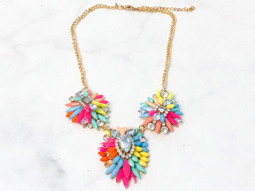 Fun & Flirty Statement Necklace