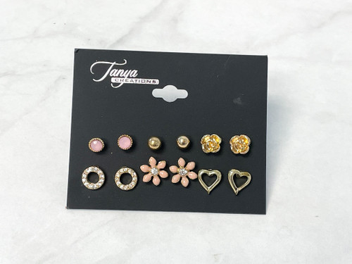 Fun and Flirty Earring Pack | 6 Pairs