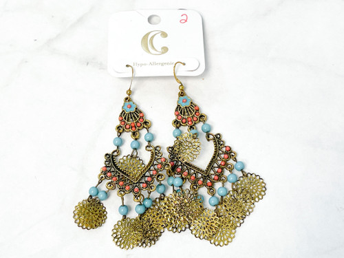 Charming Charlie Chandelier Earrings | MSRP 14