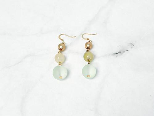Jade Waters Earrings
