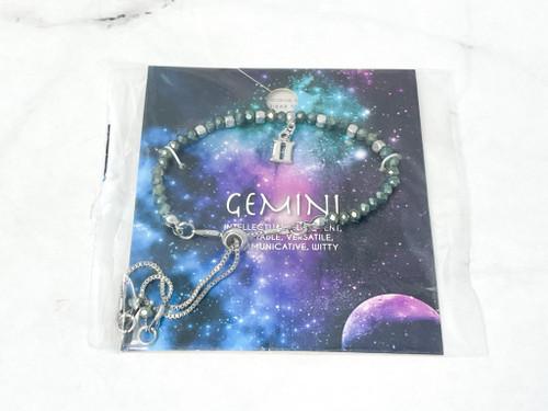 Gemini Slider Bracelet