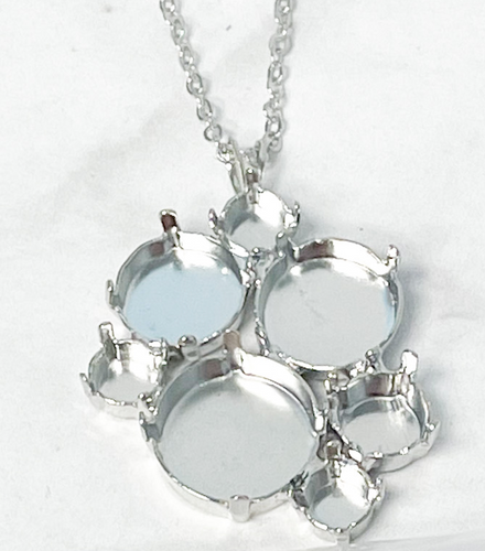 LIMITED EDITION Cluster Necklace | One Piece