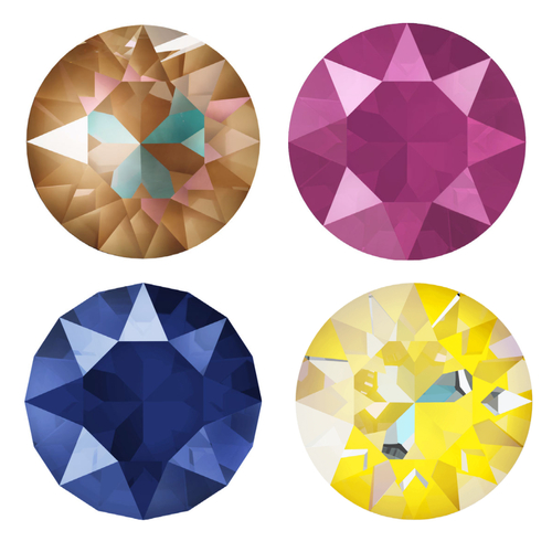 Limited Edition | 6mm | Chaton | Swarovski Article 1088 | 36 Pieces