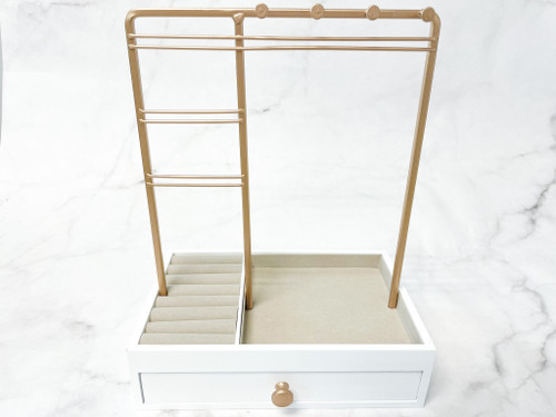 Jewelry Box and Display