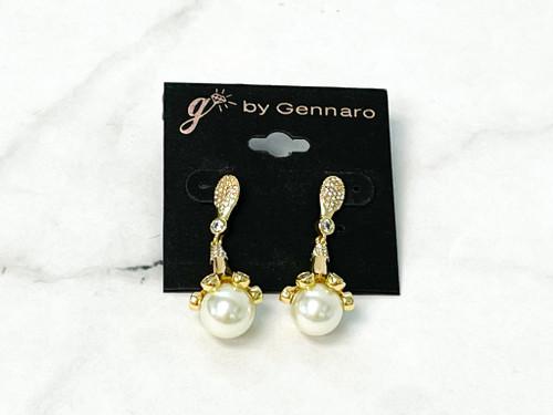 Selena Pearl Earrings