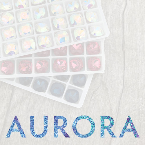 12mm | Square | Aurora Article A4470 | Different Quantities Available