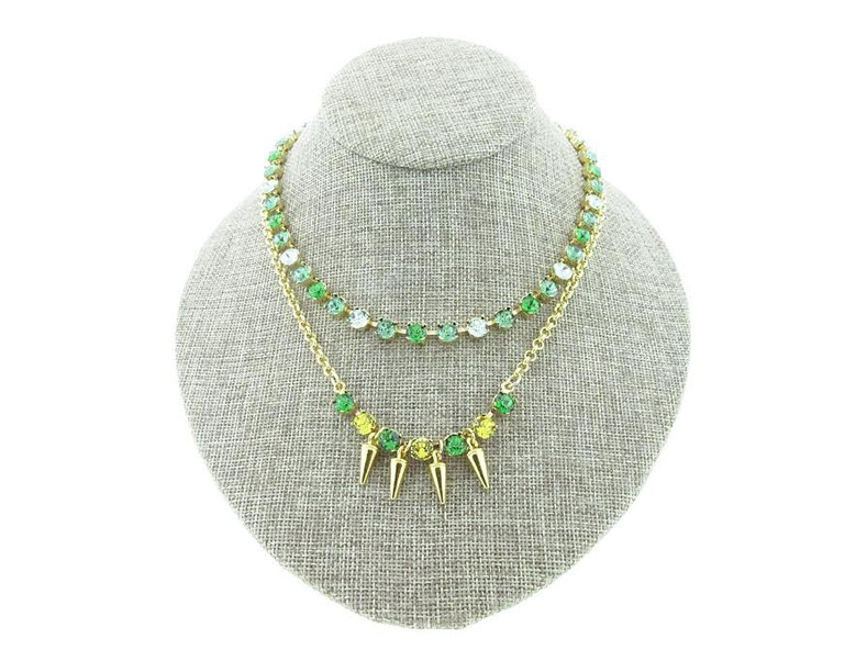 Pot of Gold St. Patrick's Day Necklaces