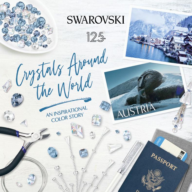 Crystals Around The World - Austria