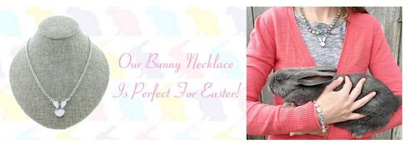 Bunny Rabbit Necklaces!