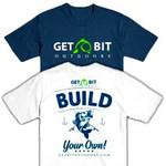 Get Bit T-Shirts