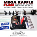 Alps Wrapper Mega Raffle