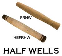 Reversed Half Well - Fly Cork - Super Grade/A G...