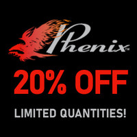 Phenix Blanks Sale!