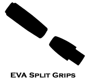 EVA Split Grips