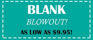 Blank Bonanza